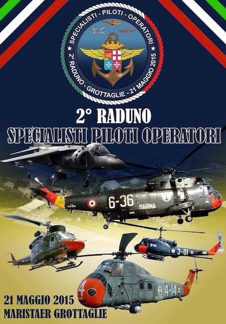 21.5.2015 a Grottaglie 2° raduno specialisti piloti operatori - www.lavocedelmarinaio.com