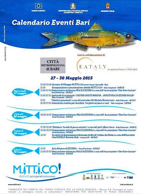 27-30.5.2015 a Bari - Mittico - www.lavocedelmarinaio.com