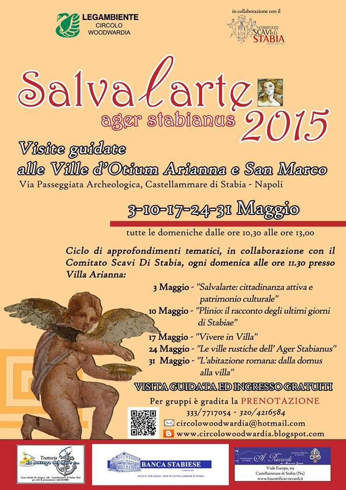 3-10-17-24-31.5.2015 a Castellammare di Stabia Salva l'arte - www.lavocedelmarinaio.com