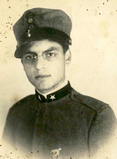 Angelo MORELLI soldato f.p.g.c. Giovanni Novelli a www.lavocedelmarinaio.com