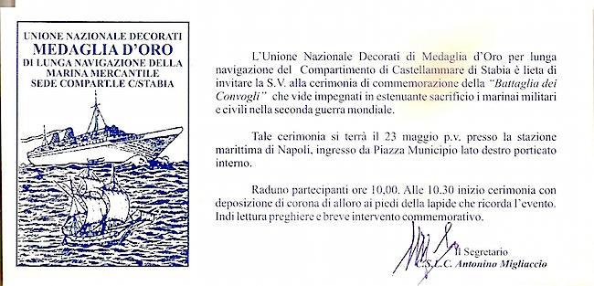 Battaglia convogli invito - www.lavocedelmarinaio.com