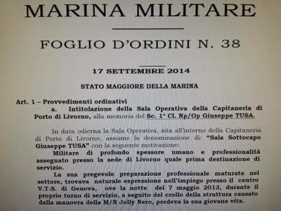 Foglio d'ordini n. 38 del 17.9.2014 - copia