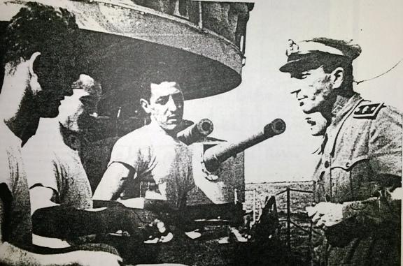 Giovanni Pane, capitano di corvetta f.p.g.g. Renata Pane a www.lavocedelmarinaio.com