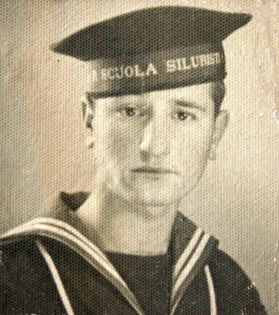Pellegrino Santopuoli detto Rinuccio f.p.g.c. a www.lavocedelmarinaio.com