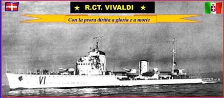 Regio cacciatorpediniere Vivaldi - www.lavocedelmarinaio.com