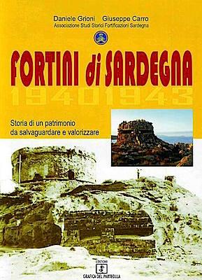 fortini di sardegna - La copertina del libro - copia