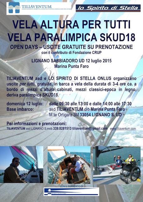 12.7.2015 a Marina Punta Faro - www.la vocedelmarinaio.com