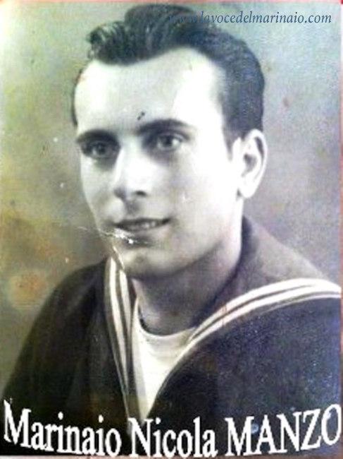 19.7.1940 Marinaio Nicola Manzo della regia nave Colleoni - www.lavocedelmarinaio.com