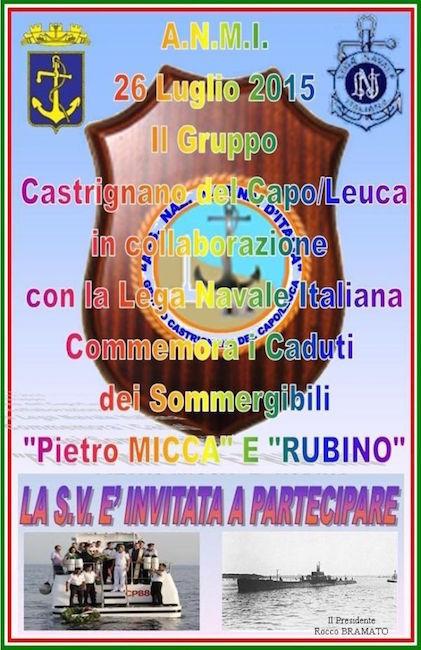 26.7.2015 a Castrignano - www.lavocedelmarinaio.com
