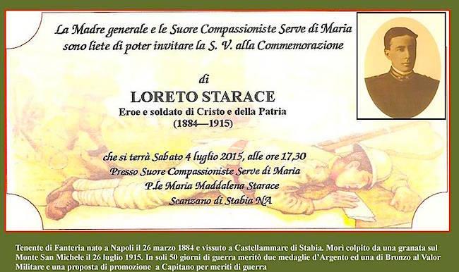 4.7.2015 a Scanzano di Stabia (Na9 in ricordo di Loreto Starace - www.lavocedelmarinaio.com