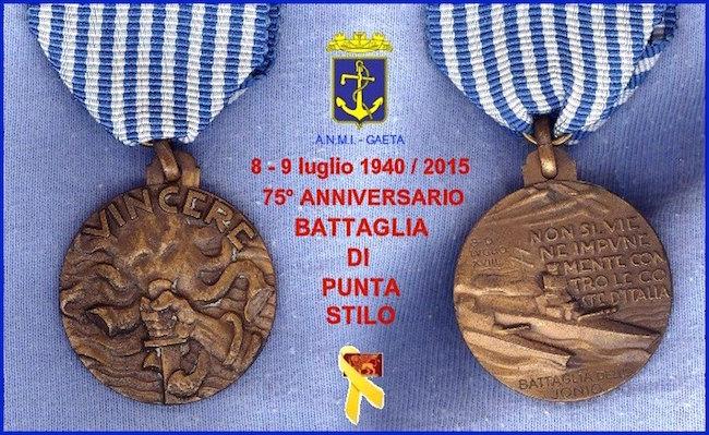 8-9.7.1940 la battaglia di Punta Stilo