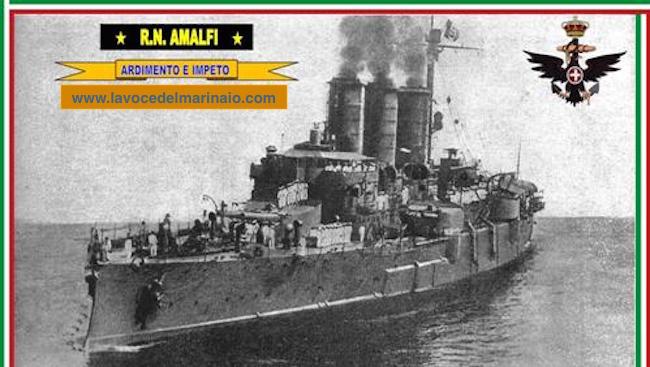 Regia nave Amalfi - www.lavocedelmarinaio.com