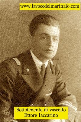 12.8.1920 Ettore Iaccarino - www.lavocedelmarinaio.com