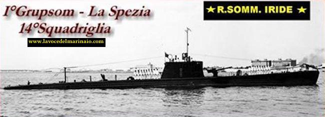 22.8.1940 regio sommergibile Iride - www.lavocedelmarinaio.com