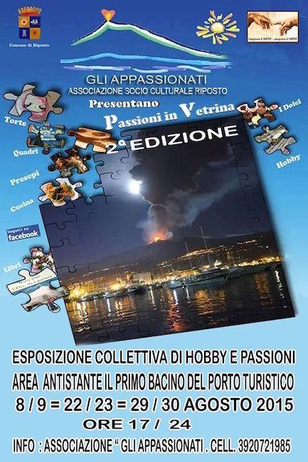 29-30.8.2015 Passioni in Vestrina a Riposto - www.lavocedelmarinaio.com