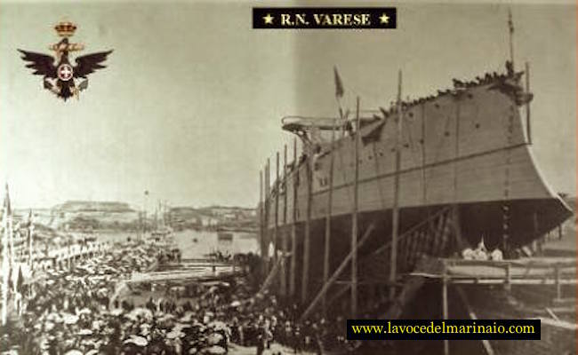 6.8.1899va ro regia nave Varese - www.lavocedel-marinaio.com