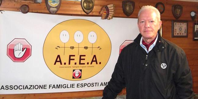 Pietro Serarcangeli e A.F.E.A Onlus per www.lavocedelmarinaio.com