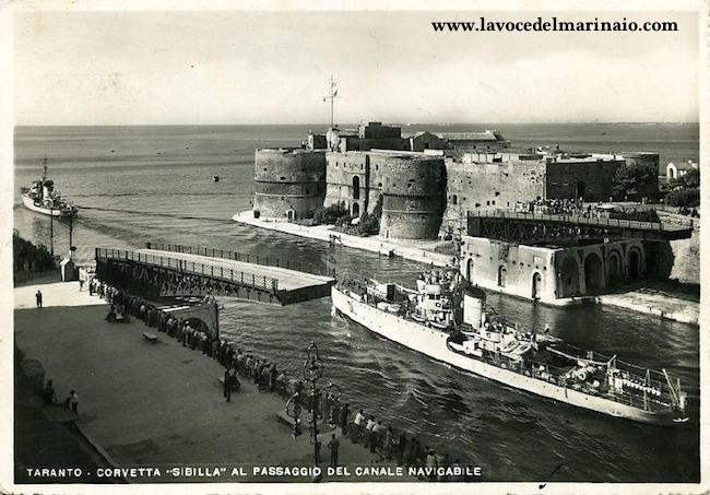 SIBILLA a Taranto