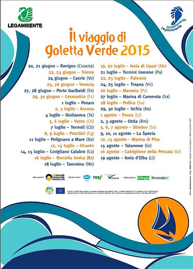 goletta verde - per www.lavocedelmarinaio.com