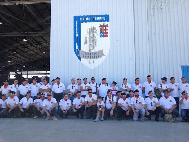 partecipanti al 6° raduno SDI - www.lavocedelmarinaio.com