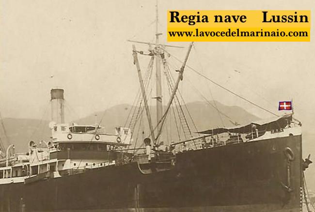 regia nave Lussin - www.lavocedeòmarinaio.com