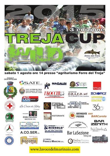 treja cup 13^ edizione www.lavocedelmarinaio.com