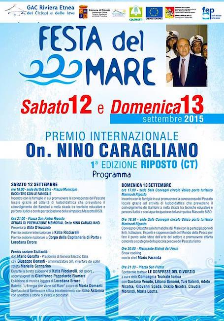 12-13.9.2015 a Riposto Festa del Mare - www.lavocedelmarinaio.com