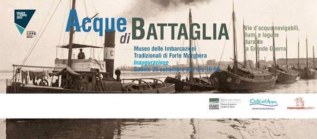 26.9.2015 a forte Marghera Acque da Battaglia - www.lavocedelmarinaio.com