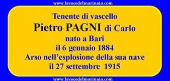 27.9.1915 Pietro Pagni - www.lavocedelmarinaio.com
