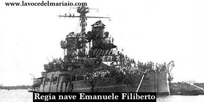 29.9.1897 varo nave Emanuele Filiberto - www.lavocedelmarinaio.com
