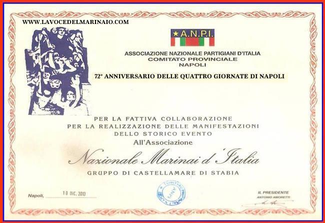 4 - le quattro giornate di Napoli - www.lavocedelmarinaio.com