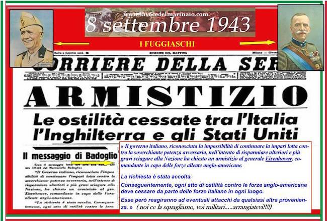 8 settembre 1943 - I fuggiaschi - www.lavocedelmarinaio.com - copia