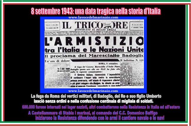 8 settembre 1943 la fuga - www.lavocedelmarinaio.com - copia