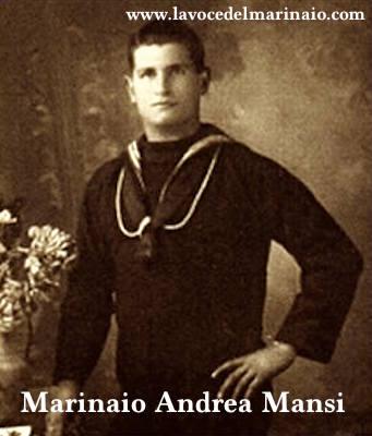 ANDREA MANSI - www.lavocedelmarinaio.com