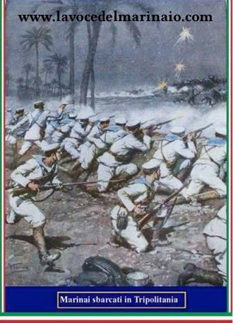 Guerra Italo turca 29.9.1911 - 18.10.1912 - www.lav ocedelmarinaio.com