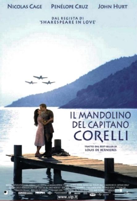 Il mandolino del capitano corelli - copia copertina film