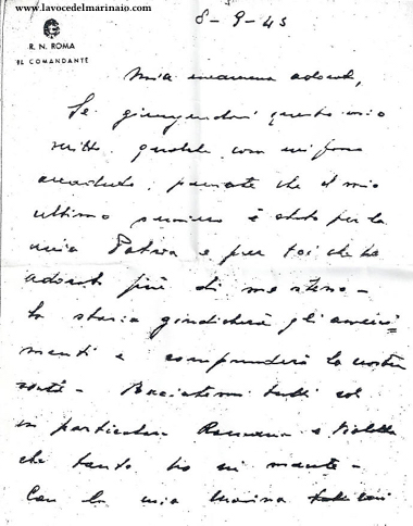 Lettera alla mamma di Adone Del Cima 2