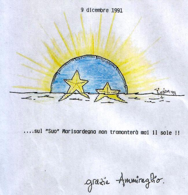Vignetta di Luciano Messina per www.lavocedelmarinaio.com