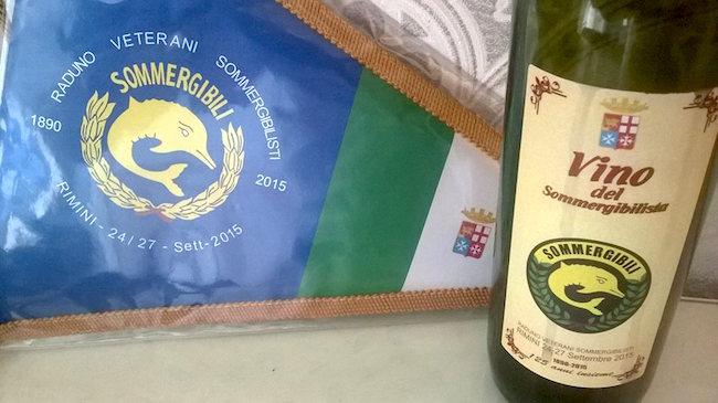 Vino del Sommergibilista - www.lavocedelmarinaio.com