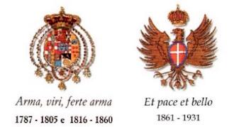stemmi della Nunziatella - www.lavocedelmarinaio.com