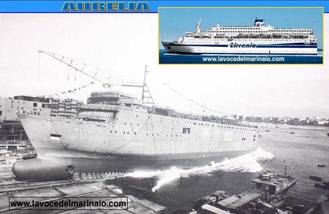 24.11. 1979 varo nave Aurelia - www.lavocedelmarinaio.com