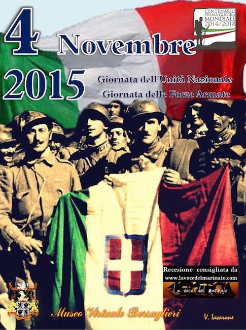 4.11.2015 museo virtuale dei Bersaglieri - www.lavocedelmarinaio.com