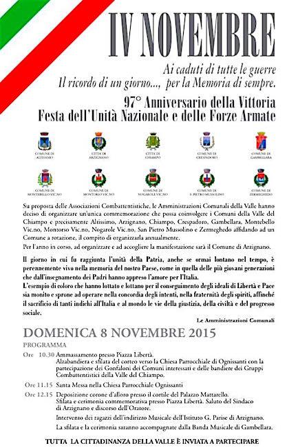8.11.2015 ad Arzignano - www.lavocedelmarinaio.com