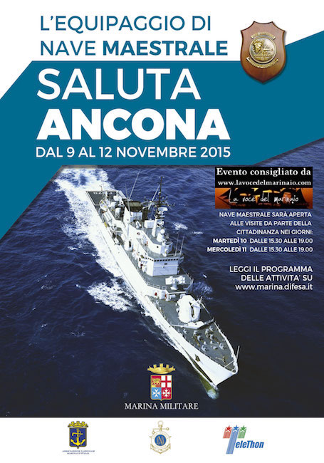 9-12.11.2015 Nave Maestrale ad Ancona - www-lavocedelmarinaio.com