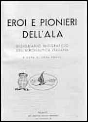 Eroi e Pionieri dell'ala (Enea Grossi)- www.lavocedelmarinaio.com
