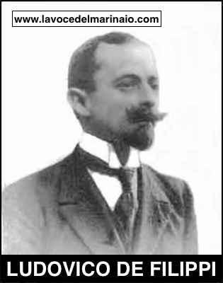 Ludovico de Fillippi - www.lavocedelmarinaio.com