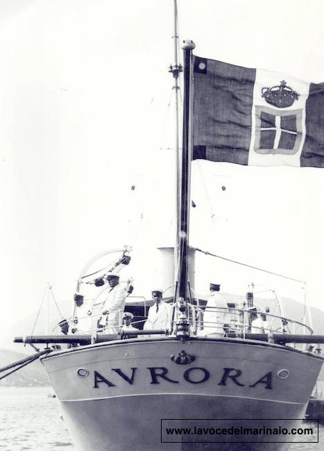 Nave Aurora - www.lavocedelmarinaio.com