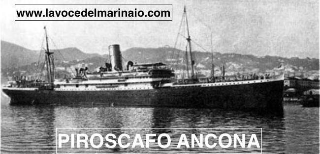Piroscafo Ancona - www.lavocedelmarinaio.com