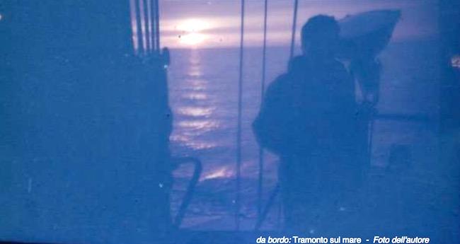 da bordo foto su mare (p.g.c. Giuseppe Magazzù a www.lavocedelmarinaio.com
