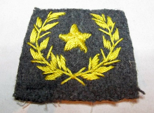 distintivo per orfani di guerra - www.lavocedelmarinaio.com